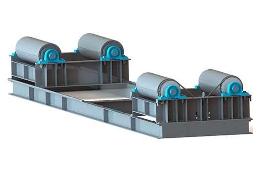 Установка для вращения теплообменных аппаратов (УВТ)