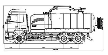 Схема машина вакуумная универсальная МВУ-6312С9-210-00